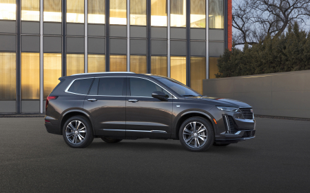 The first-ever Cadillac XT6 Premium Luxury model provides an elevated level of refinement.