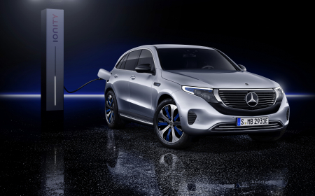 Der neue Mercedes-Benz EQC - der erste Mercedes-Benz der Produkt- und Technologiemarke EQ // The new Mercedes-Benz EQC - the first Mercedes-Benz under the product and technology brand EQ