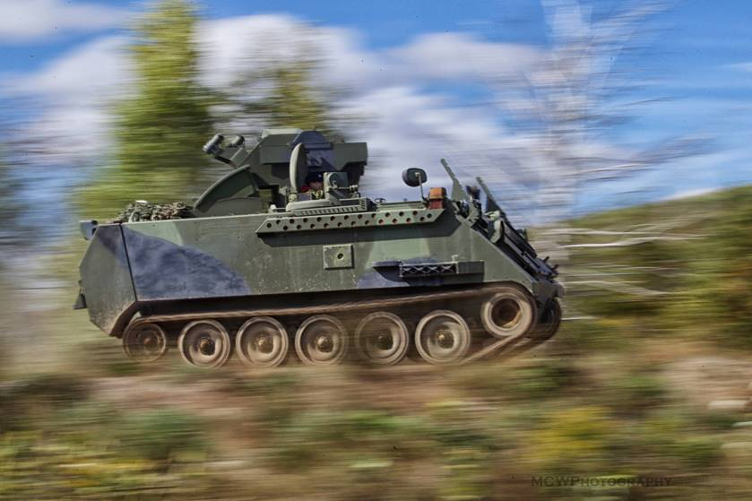 CDN M113 Armoured Personnel Carrier (APC)