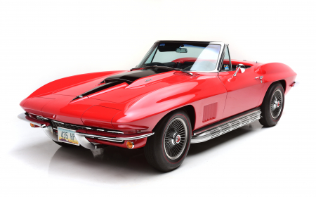 1967 Chevrolet Corvette Stingray_6620