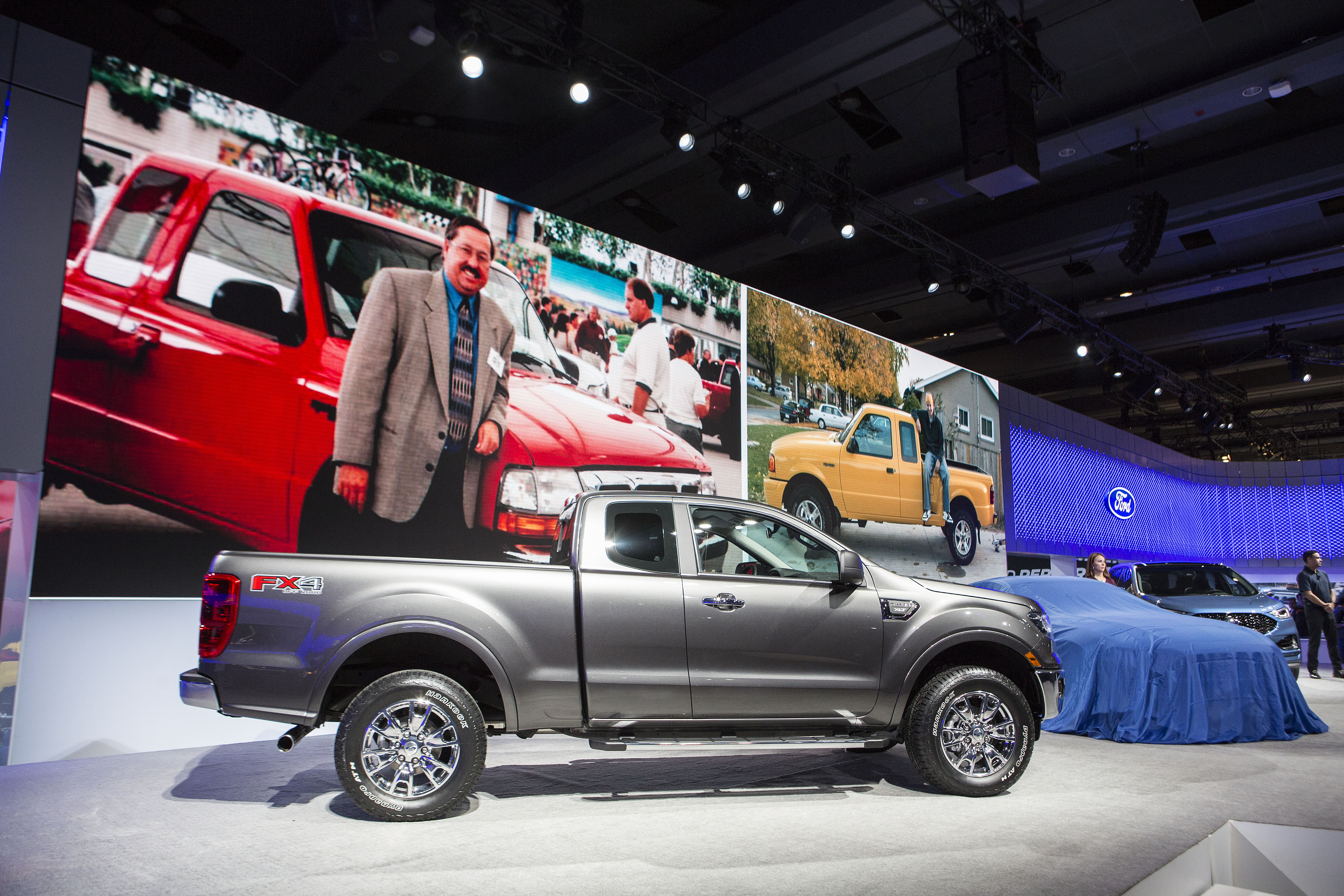 New Trucks Take Centre Stage At 2018 Canadian